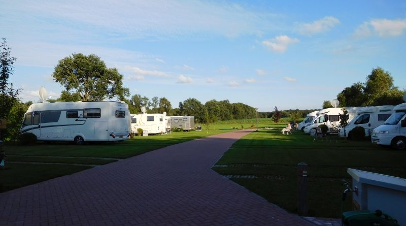 Camperplaats Stoutenburght, Blesdijke