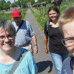 Onderweg rondom Sauwerd