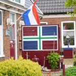 Groningervlag in Appingedam