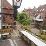 Nog een hangende keuken in Appingedam ;)
