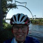 Elfstedentocht op de fiets - Finish!